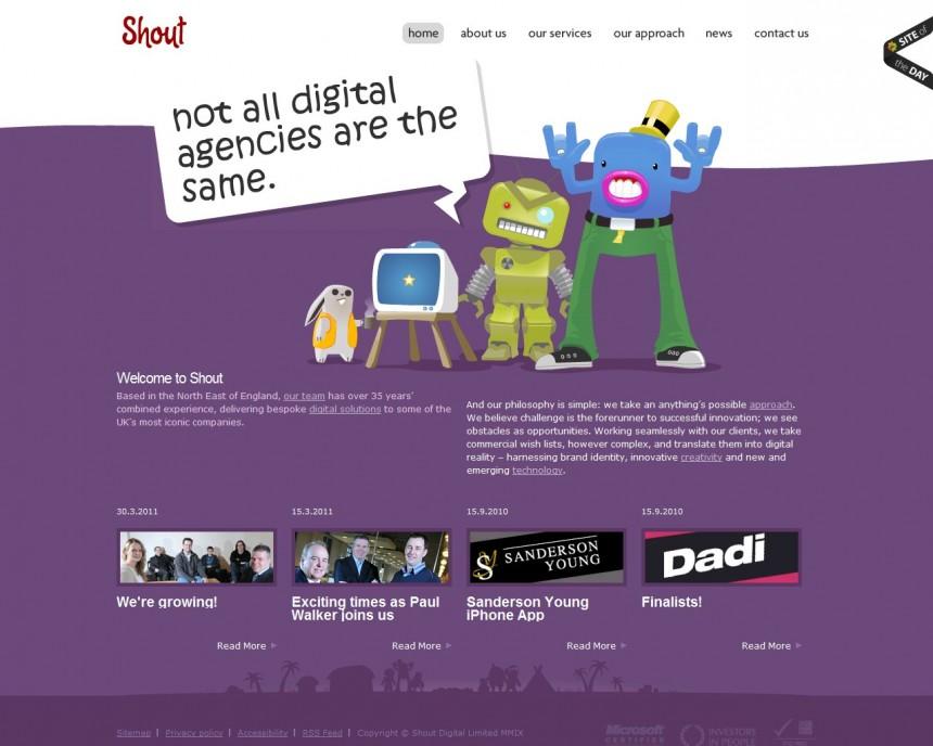 shoutdigital.com